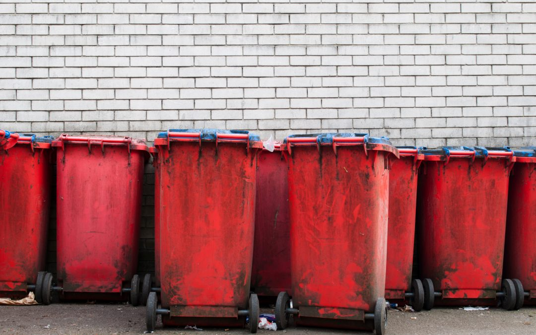 5 Tips for Choosing the Right Dumpster Lids